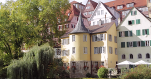 CMEPS Tailer - Tuebingen Neckarfront