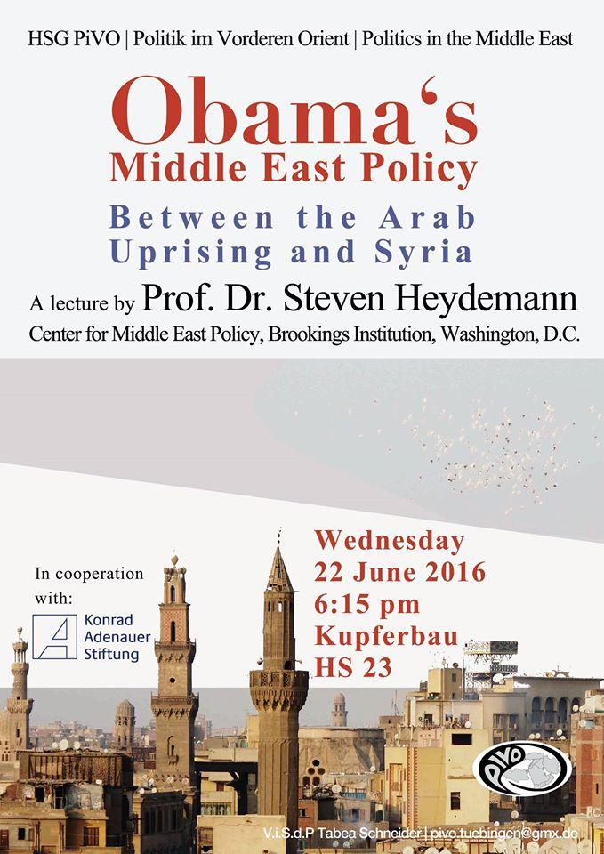 Lecture_ObamasMENA-StevenHeydemann-22062016